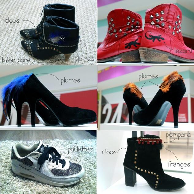 customisation chaussures alblimsey
